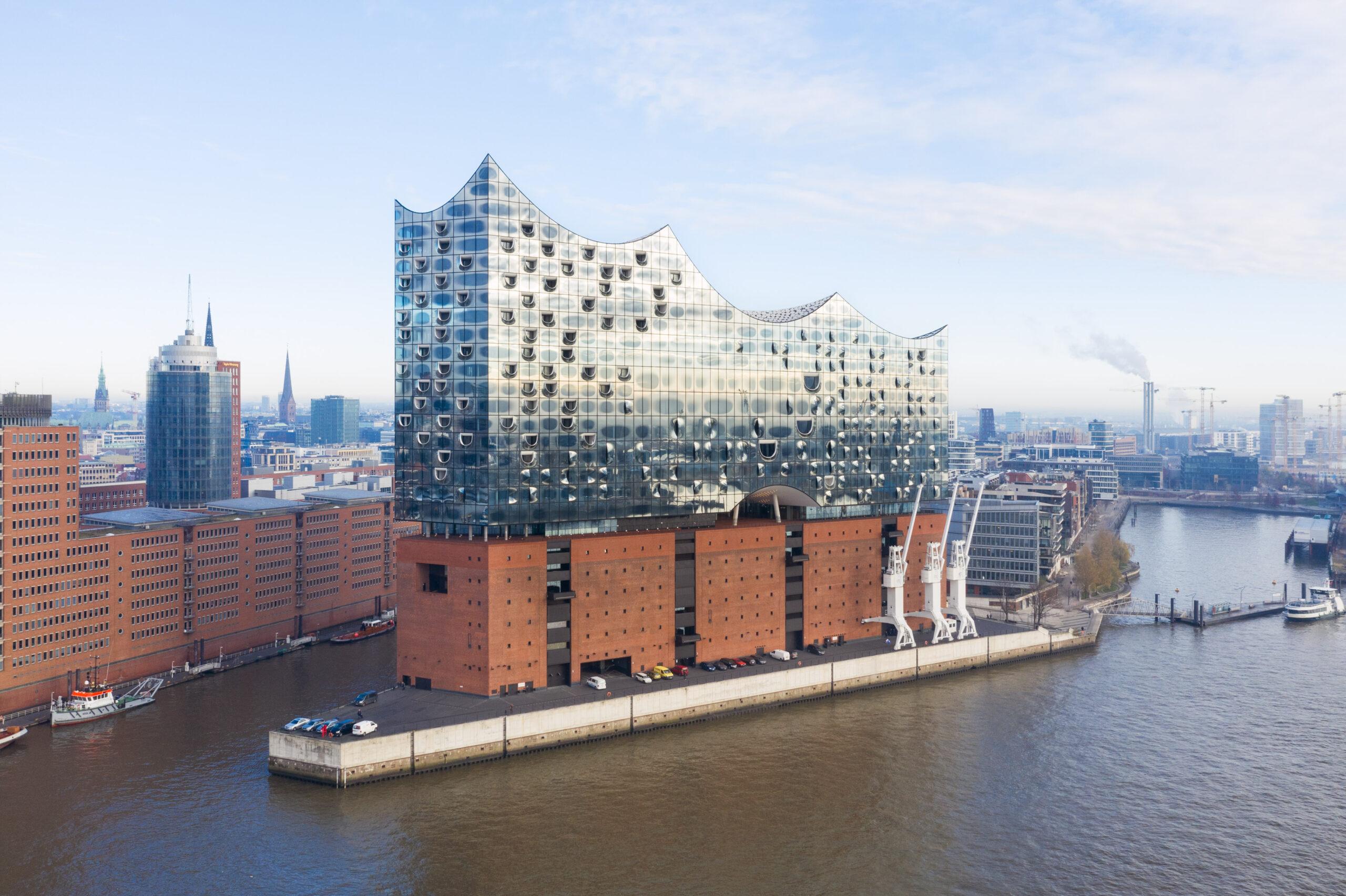 Elbphilharmonie Hamburg Drohne WEB-6
