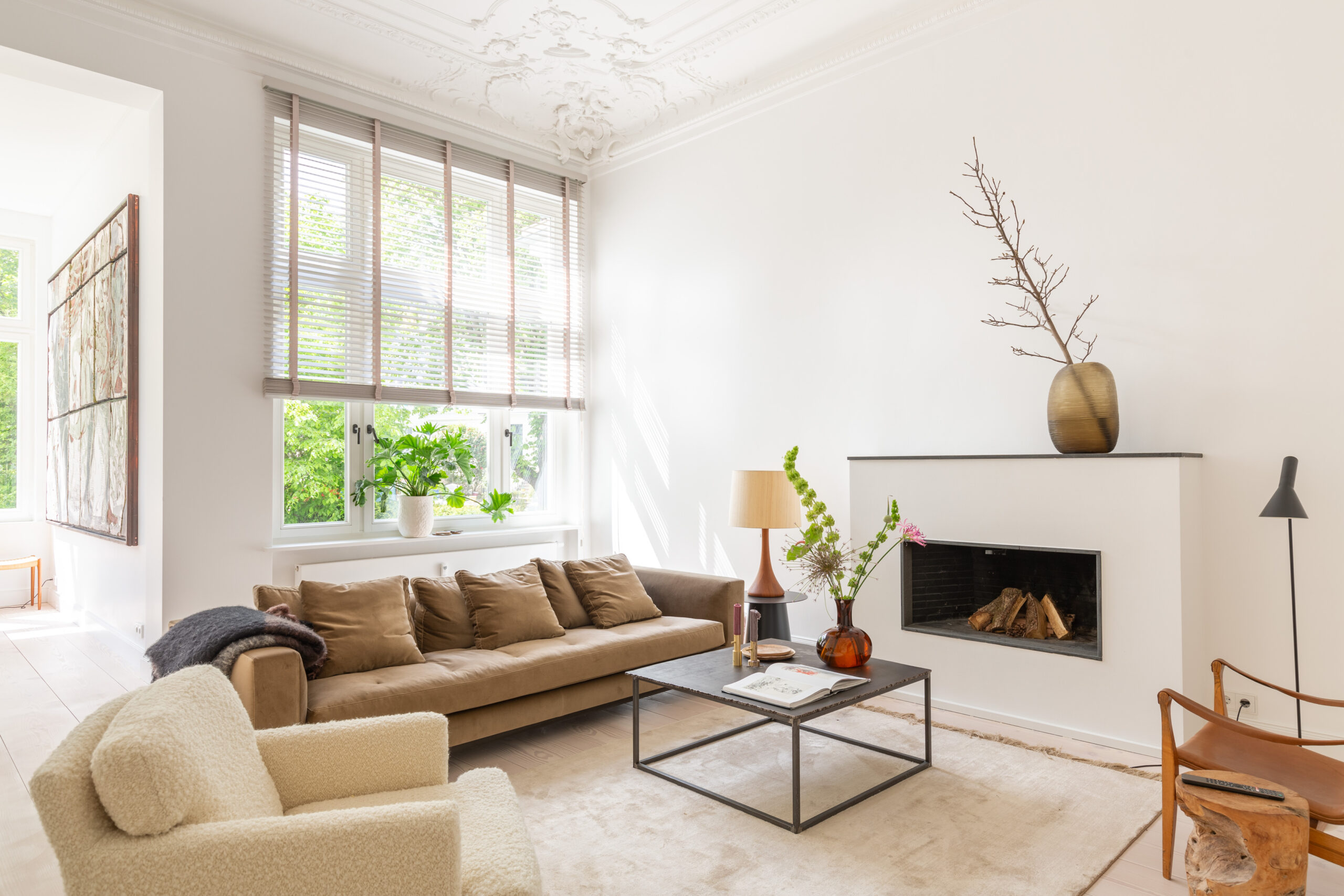 Altbau Wohnung Hamburg WEB-1