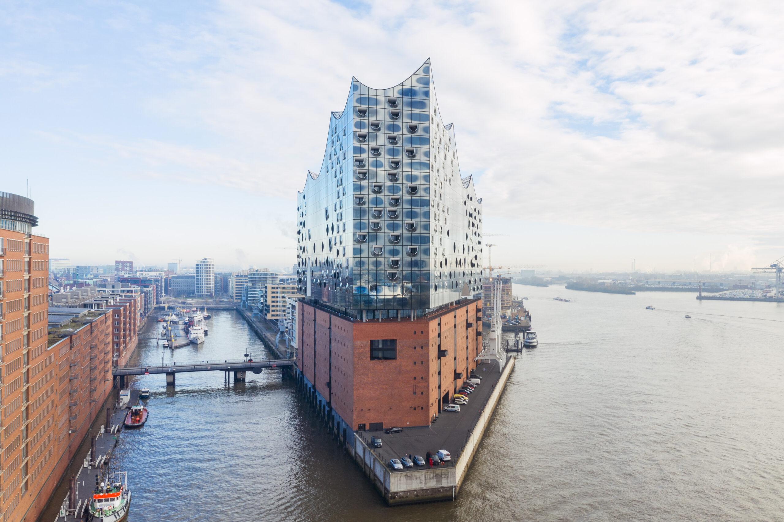 Elbphilharmonie Hamburg Drohne WEB-8